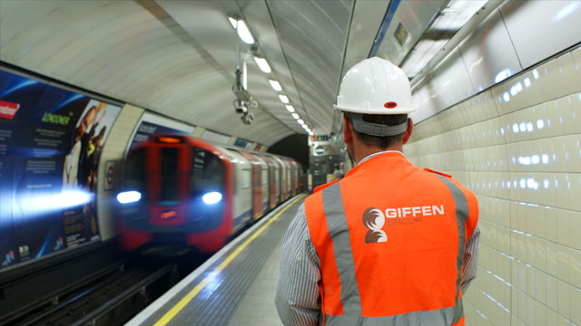 Giffen Group - UK Electrical Provider To Railways