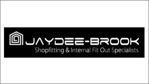 Jaydee Brook - UK Shopfitting and Internal Fit Out Specialists Logo