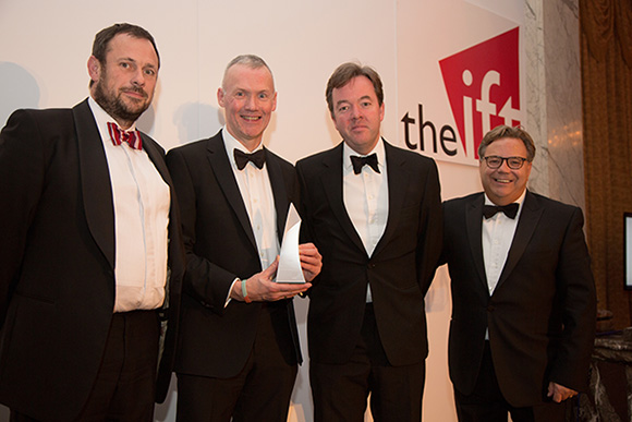 IFT Awards 2016 - investor of the year