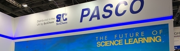 ASE exhibition PASCO SciChem